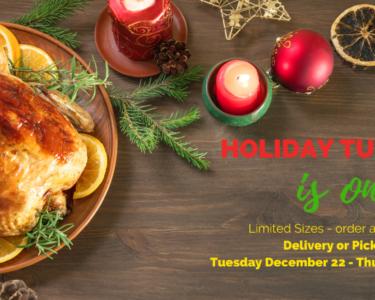 Christmas Turkey Presale